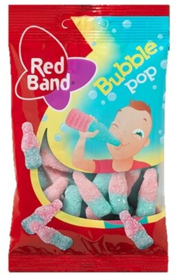 RED BAND 100g bubble pop