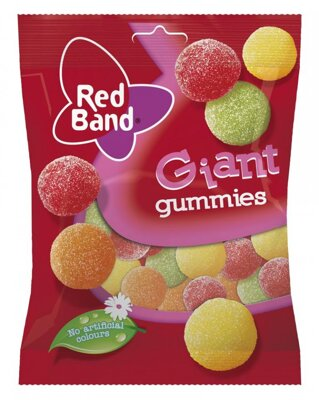 RED BAND 200g giant gum cukríky