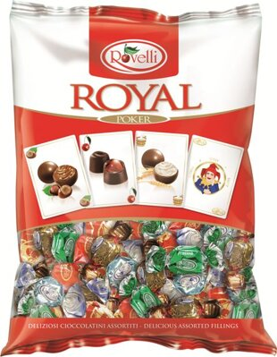 ROVELLI ROYAL 900g mix bonbónov
