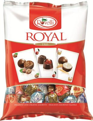 ROVELLI ROYAL 150g mix bonbónov
