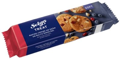 SELGA TREAT SOFT 205g berries muffiny