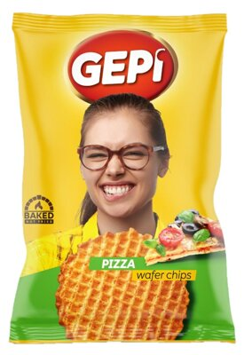 GEPI WAFER CHIPS 65g pizové
