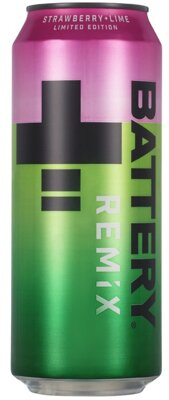 BATTERY ENERGY DRINK 500ml remix