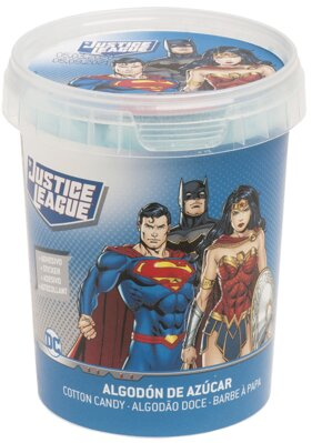 JUSTICE LEAGUE FLOSS 30g cukrová vata