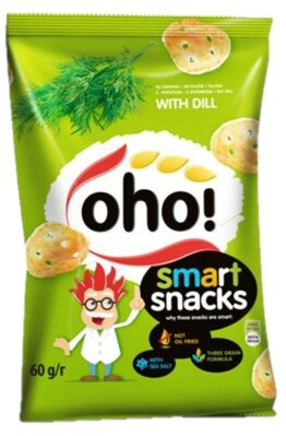 SMART SNACK 60g kôpor(exp.02/12/20)