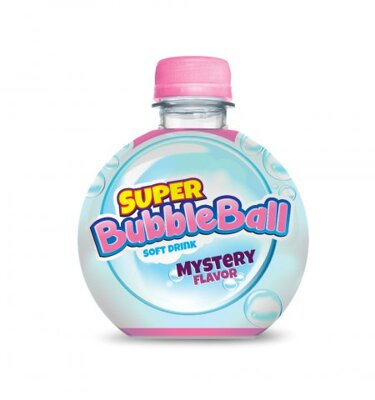 "SUPER BUBBLE BALL 330ml ""žuvačková voda"""