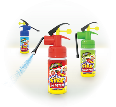 JOHNY BEE FIRE BLASTER 55ml jedlý  spray