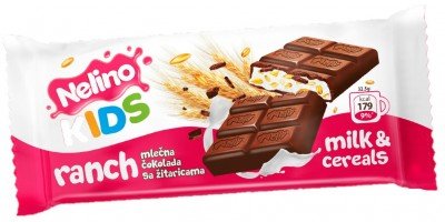 KIDS RANCH 32,5g cereálna tyčinka