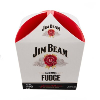 JIM BEAM 250g fudge bonbóny