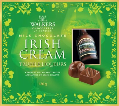 WALKERS IRISH CREAM 120g dezert