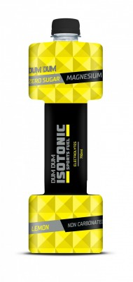 DUM DUM ISOTONIC YELLOW 710ml magnesium